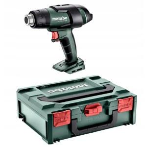 Tehniskais fēns Metabo HG18 LTX 500; 18 V (bez akumulatora un lādētāja)