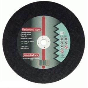 Abrazīvais griešanas disks Metabo A24 M; 350x3,0 mm