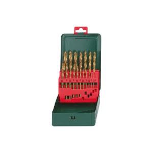 Metāla urbju komplekts Metabo 627156000; 1-10 mm; 19 gab.