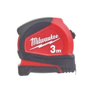 Mērlente Milwaukee Pro Compact 4932459591; 3 m