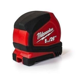 Mērlente Milwaukee Pro Compact 4932459594; 8 m