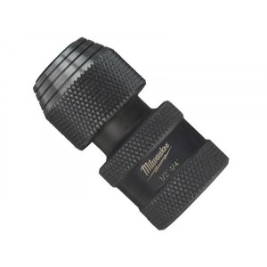Adapteris Milwaukee 4932471828; 1/2''-1/4''; 50 mm