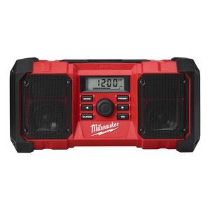 Radio Milwaukee M18 JSR-0 (bez akumulatora un lādētāja)
