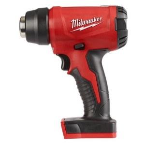 Tehniskais fēns Milwaukee M18 BHG-0; 18 V (bez akumulatora un lādētāja)