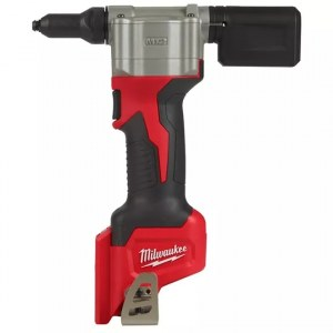 Kniedējamā ierīce (darbināma ar akumulatoru) Milwaukee M12BPRT-0; 12 V (bez akumulatora un lādētāja)