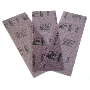Slīpēšanas siets Mirka Abranet AE175F1012; 80x230 mm; P120; 10 gab.