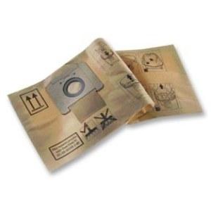 Papīra putekļu maisi putekļsūcējam Nilfisk-ALTO Attix 350/360; 5 gab.
