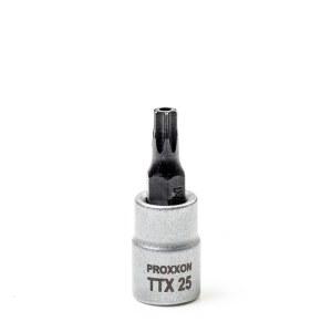 Uzgriežņu galviņa ar uzgali Proxxon 23760; 1/4''; TTX 25