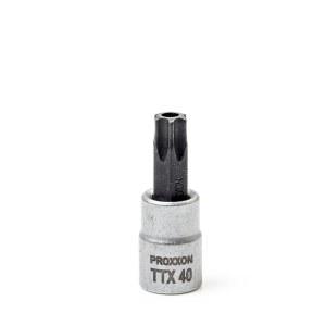 Uzgriežņu galviņa ar uzgali Proxxon 23764; 1/4''; TTX 40
