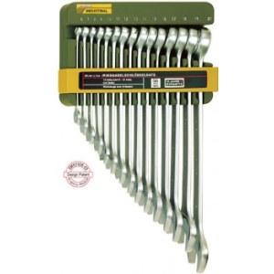 Kombinētu uzgriežņu atslēgu komplekts Proxxon 6-21 mm