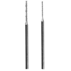 Dimanta spirāļurbis Proxxon; 0,8/1,2 mm; 2 gab.