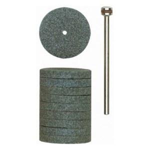 Silīcija karbīda slīpēšanas akmens Proxxon; 22 mm; 10 gab.