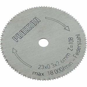 Griešanas disks Proxxon; 23 mm