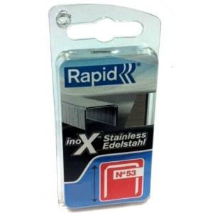 Skavas Rapid; 11,4x12 mm; 1080 gab.; tips 53; nerūsējošā tērauda
