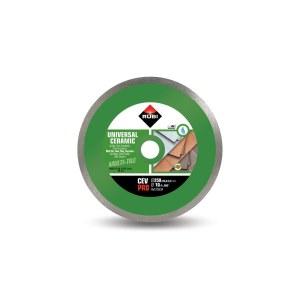 Dimanta griešanas disks mitrai griešanai Rubi CEV 250 PRO; 250 mm