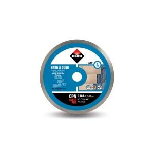 Dimanta griešanas disks mitrai griešanai Rubi CPA 180 SuperPro; 180 mm