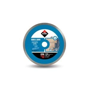 Dimanta griešanas disks mitrai griešanai Rubi CPA 200 SuperPro; 200 mm