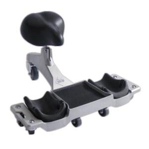 Pārvietojams sēdeklis ar ceļu sargiem Rubi SR-1