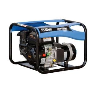 Maiņstrāvas ģenerators SDMO PERFORM 3000; 2,8 kW ; benzīns + eļļa