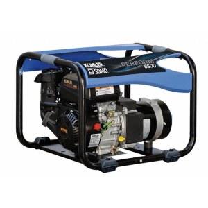 Maiņstrāvas ģenerators SDMO PERFORM 6500-C; 6,3 kW; benzīna + eļļa