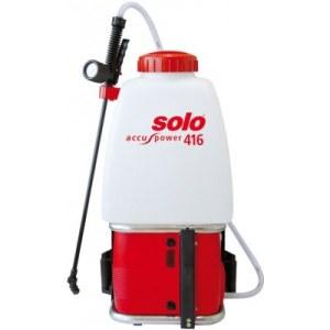 Motorizēts akumulatora miglotājs Solo 416 Li; 20 l ; 12 V; 1x7,8 Ah akum.