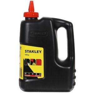 Krīta uzlāde Stanley; 1100 g; sarkana