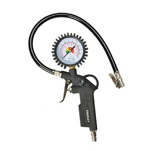 Riepu pumpēšanas ierīce ar manometru Stanley 150533XSTN