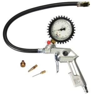 Riepu pumpēšanas ierīce ar manometru Stanley KIT3