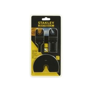 Piederumu komplekts Stanley STA26150-XJ; 3 gab.
