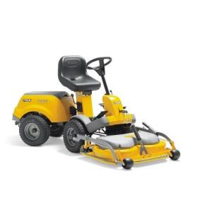 Zāliena traktors Stiga Park Compact 16; 15,5 AG automātiskā ātrumkārba + eļļa