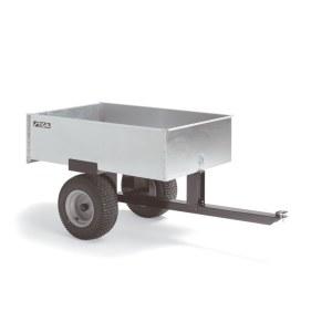 Piekabe - ķerra Stiga Pro Cart; 240 l