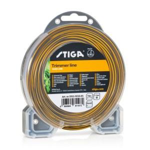 Aukla trimmerim Stiga TIGER; 2,7 mm/15 m