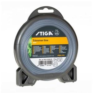 Aukla trimmerim Stiga SP66; 1,6 mm/15 m