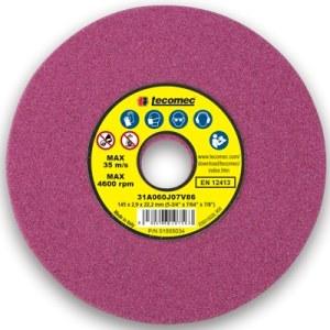 Slīpripa Tecomec ET-K00204005; 145x3,2x22,2 mm; 1 gab.