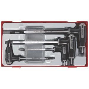 Skrūvgriežu komplekts Teng Tools TTTX7; 7 gab.
