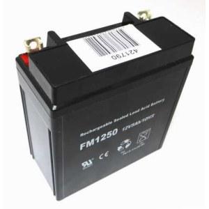Akumulators Texas 00421790; 12 V; 5,0 Ah