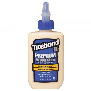 Līme kokam Titebond II Premium; 118 ml