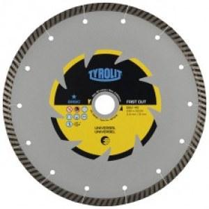 Dimanta griešanas disks Tyrolit DCU Eco Line 609300; 125 mm