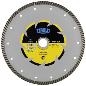 Dimanta griešanas disks Tyrolit DCU Eco Line 609302; 230 mm