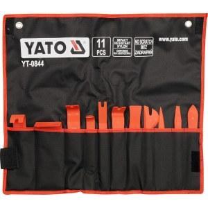Instrumentu komplekts Yato YT-0844; 11 gab.