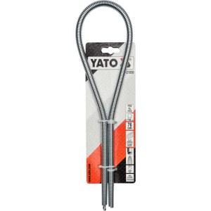 Iekšējo cauruļu locīšanas atsperi Yato YT-21850; 16 mm/76 cm