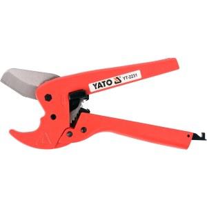 Šķēres PVC caurulēm Yato YT-2231; 42 mm