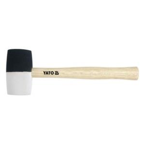 Gumijas āmurs Yato YT-4603; 0,58 kg