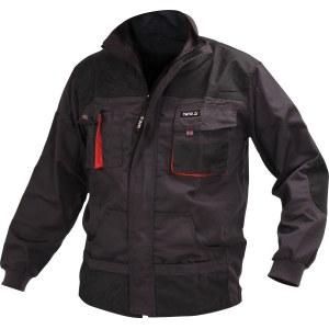 Jaka Yato YT-80142; L; melns/sarkans