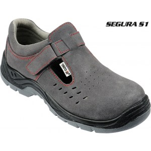 Darba sandales Yato Segura; S1; 40; pelēki