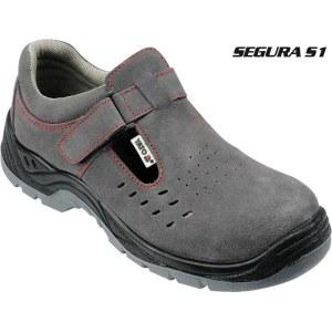 Darba sandales Yato Segura; S1; 46; pelēki