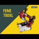 Femi 780 XL bandsaw
